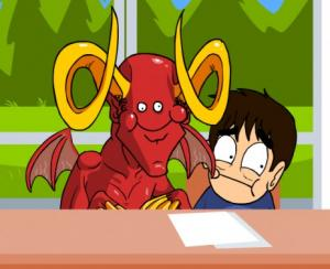 http://static.tvtropes.org/pmwiki/pub/images/Leo-and-Satan_3459.jpg