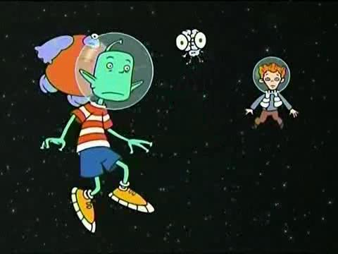 lloyd in space western animation tv tropes