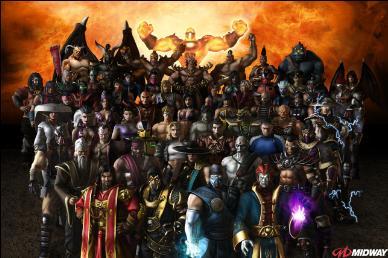 Mortal Kombat / Characters - TV Tropes