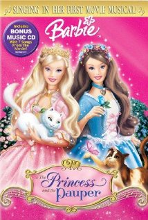 barbie in the princess and the pauper western animation
