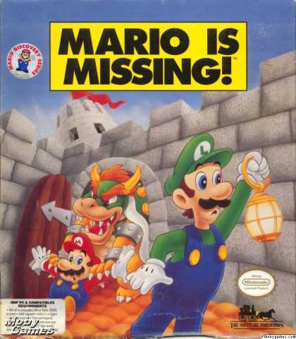 Mario Is Missing Peachs Untold Story