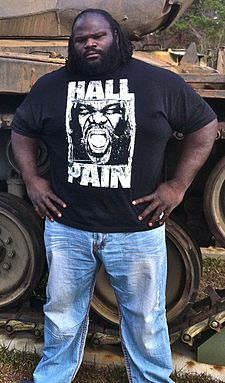 Mark henry sexual chocolate entrance