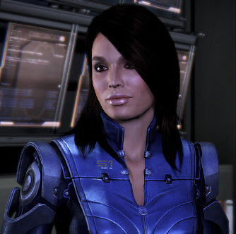 Mass Effect dating Ashley