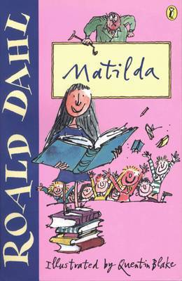 Image result for roald dahl matilda