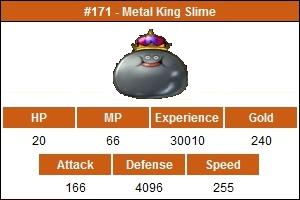 Metal Slime - TV Tropes
