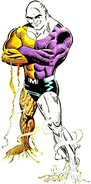 Metamorpho Comic Book Tv Tropes