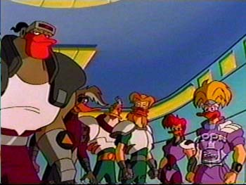 the mighty ducks western animation tv tropes