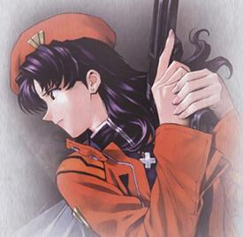 http://static.tvtropes.org/pmwiki/pub/images/Misato_looks_quite_the_badass.jpg