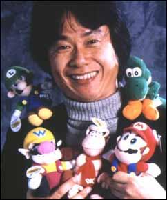 Image result for shigeru miyamoto