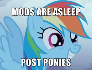 Is that snoring I hear? ModsAreAsleepPostPonies_6433