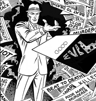 Image result for ditko mr a