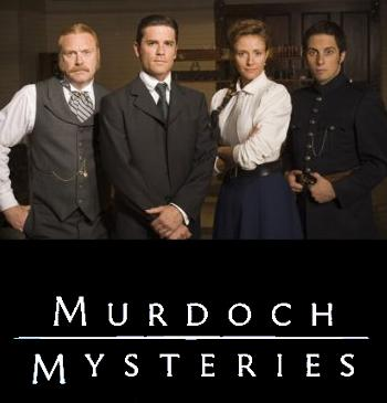 Murdoch Mysteries (Series) - TV Tropes