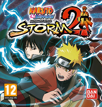 Naruto Shippuden Ultimate Ninja Storm 2 Video Game