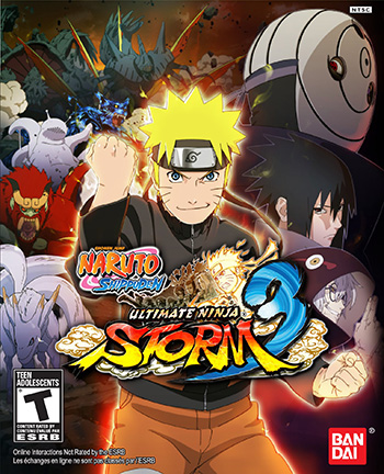 Naruto Shippuden: Ultimate Ninja Storm 3 (Video Game) - TV
