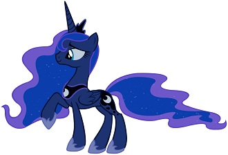 princess luna self demonstrating tv tropes