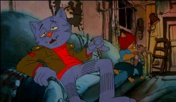 The Nine Lives Of Fritz The Cat Western Animation Tv Tropes