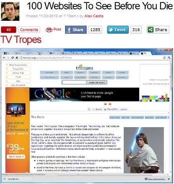 rule of cool television tropes idiomshtml autos weblog