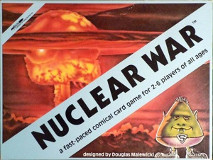 Nuclear War (Tabletop Game) - TV Tropes