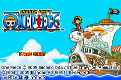 One Piece (Video Game) - TV Tropes