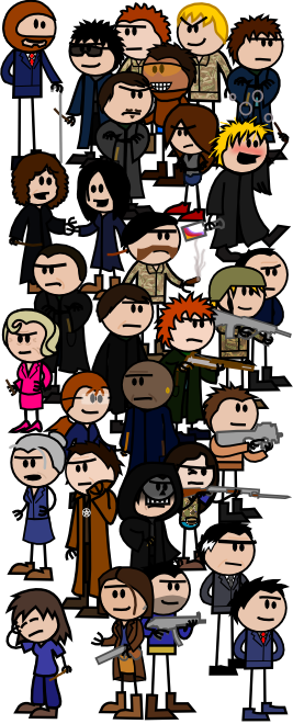http://static.tvtropes.org/pmwiki/pub/images/OotS_Wizards_VS_Muggles_2696.png