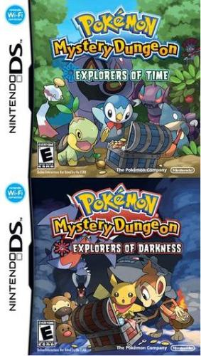 Pokemon Mystery Dungeon Explorers Video Game Tv Tropes