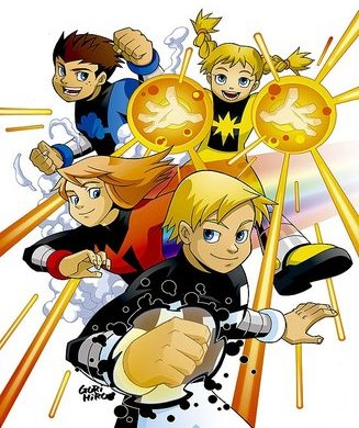 Kid Hero - TV Tropes