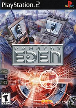 http://static.tvtropes.org/pmwiki/pub/images/Project_Eden_Coverart.JPG