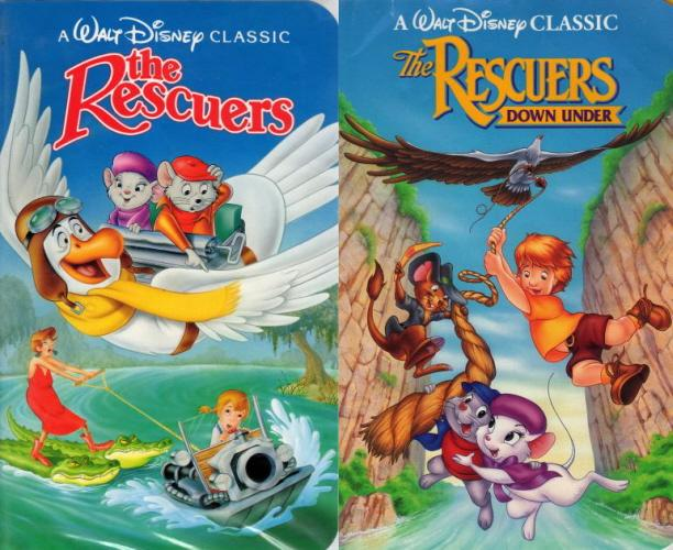 The Rescuers - Television Tropes & Idioms