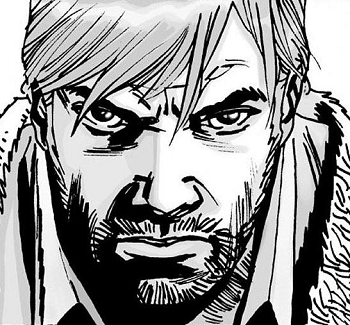 The Walking Dead Comic / Characters - TV Tropes
