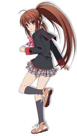 Little Busters Characters Tv Tropes