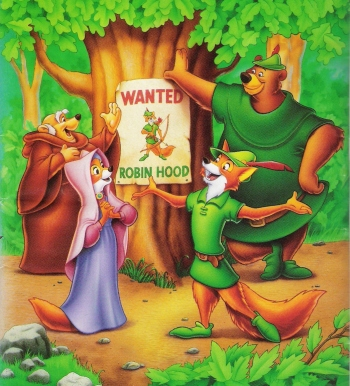 Robin Hood Disney Tv Tropes