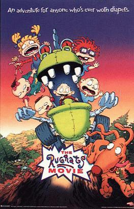 the rugrats movie western animation tv tropes