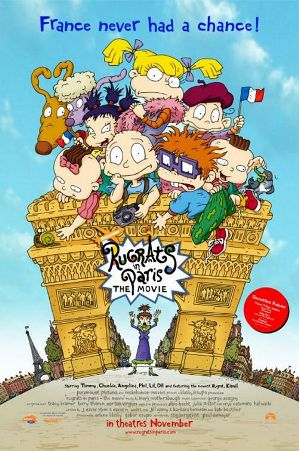 rugrats in paris western animation tv tropes