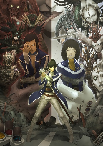 Smt Iv World Map.Shin Megami Tensei Iv Video Game Tv Tropes