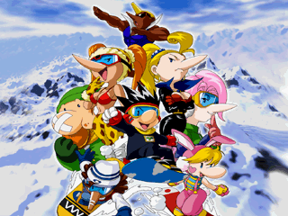 Snowboard Kids Video Game Tv Tropes