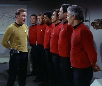 Beyond Pros And Cons Of Redshirting >> Redshirt Army Tv Tropes