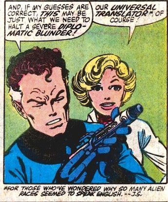 Reed Richards Is Useless - TV Tropes