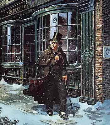 "an analysis of film adaptation of charles dickens short novel a christmas carol A christmas carol,  this adaptation of charles dickens""s a christmas carol was first produced by the children""s  christmas force scrooge to confront people ."