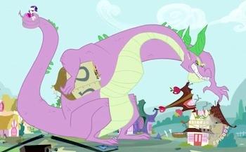 Tudo Variado Brasil My Little Pony A Amizade 233 M 225 Gica