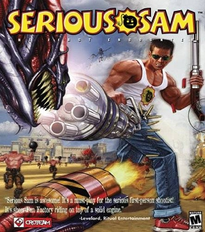 serious sam video game tv tropes