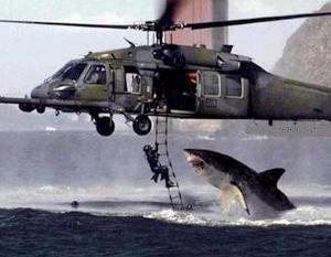 threatening shark tv tropes