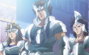 Saint Seiya: The Lost Canvas / Characters - TV Tropes