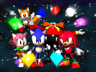 Sonic R Video Game Tv Tropes