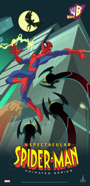 The Spectacular Spider-Man (Western Animation) - TV Tropes