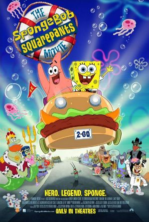 the spongebob squarepants movie western animation tv