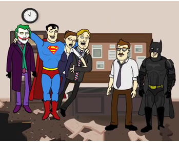 Superman Stays Out of Gotham - TV Tropes