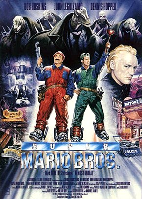 Super Mario Bros Film Tv Tropes