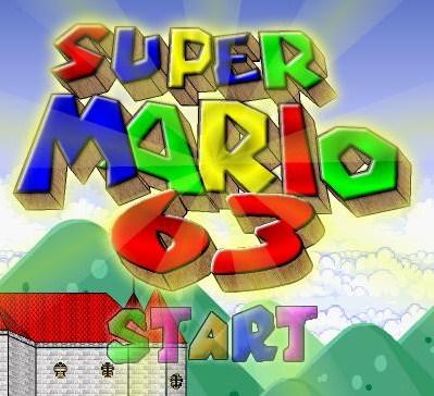 super mario 63 videos