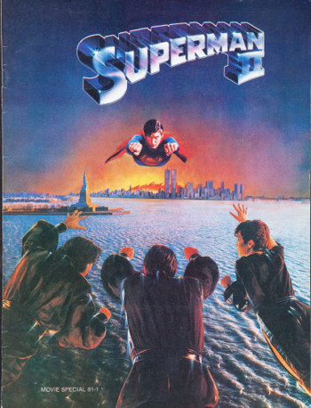Coca Cola Fridge >> Superman II (Film) - TV Tropes