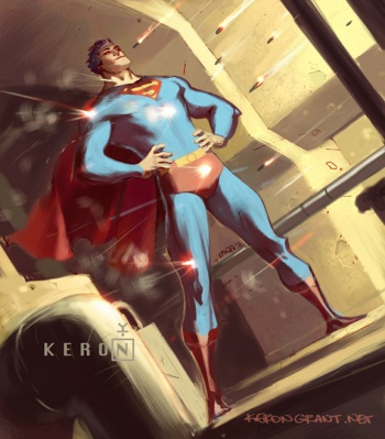 http://static.tvtropes.org/pmwiki/pub/images/Superman_bullet_by_Kerong_3533.jpg